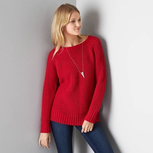 75fd3d7c59a9d American Eagle Outfitters Sweaters | Nwt American Eagle Jegging ...